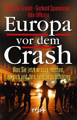 Europa vor dem Crash ISBN 978-3942016643