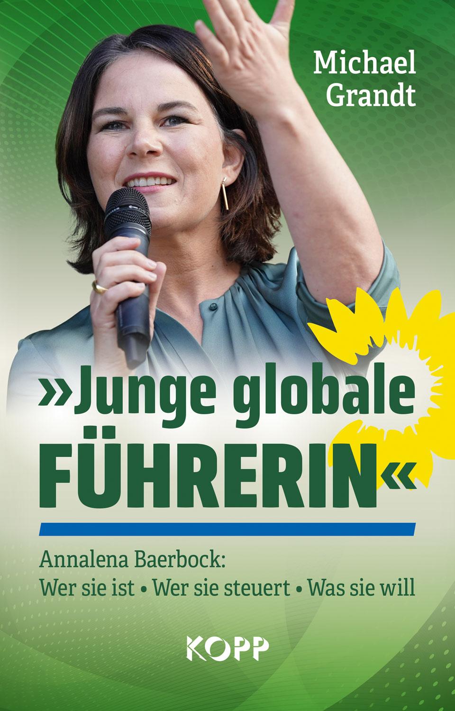 Junge globale Führerin